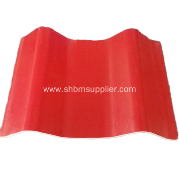 Light Weight Shock Resistant Magnesium Oxide Roofing Sheet